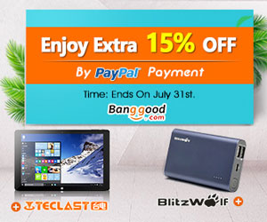 Easy to go on perfect brand. Up to 15% OFF by paypal payment. Coupon code is paypal6. End at July 31st.